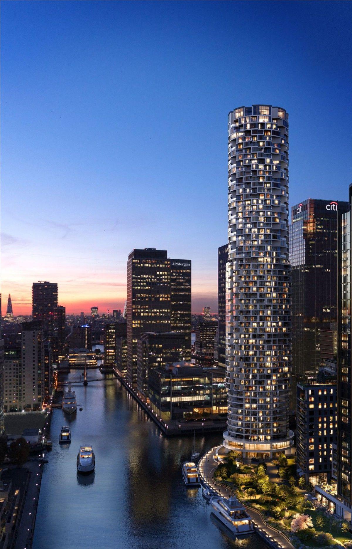 Herzog De Meuron To Design Residential High Rise In London
