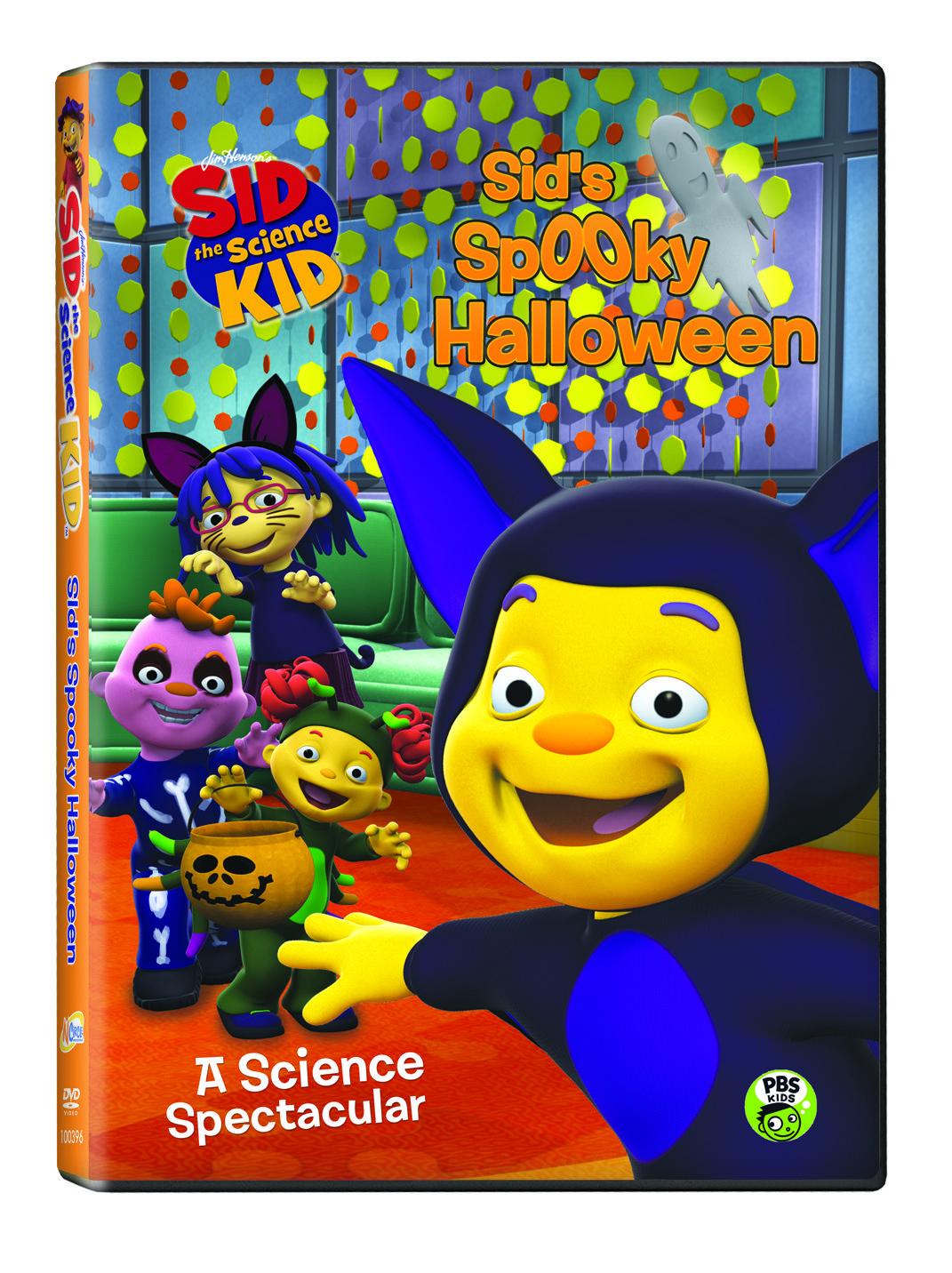 Sid the Science Kid: Sid\'s Spooky Halloween\