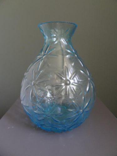 Glaswerk blauw  Marktplaats - JHMI