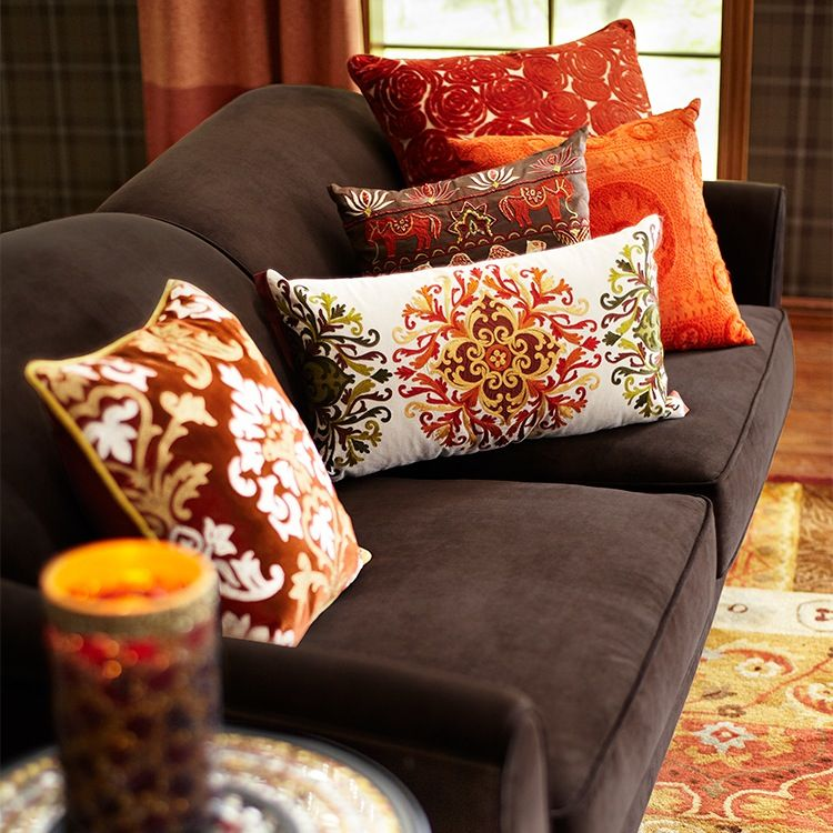 Living Room Decorating Ideas For Fall: Pier Imports Fall Colors In 2019