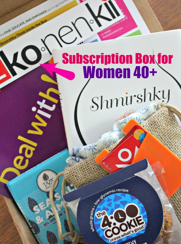 f2fde24cd12da REVIEW  Subscription Box for Women over 40 (Socialite s Closet) Great gift  subscription boxes for women and friends.