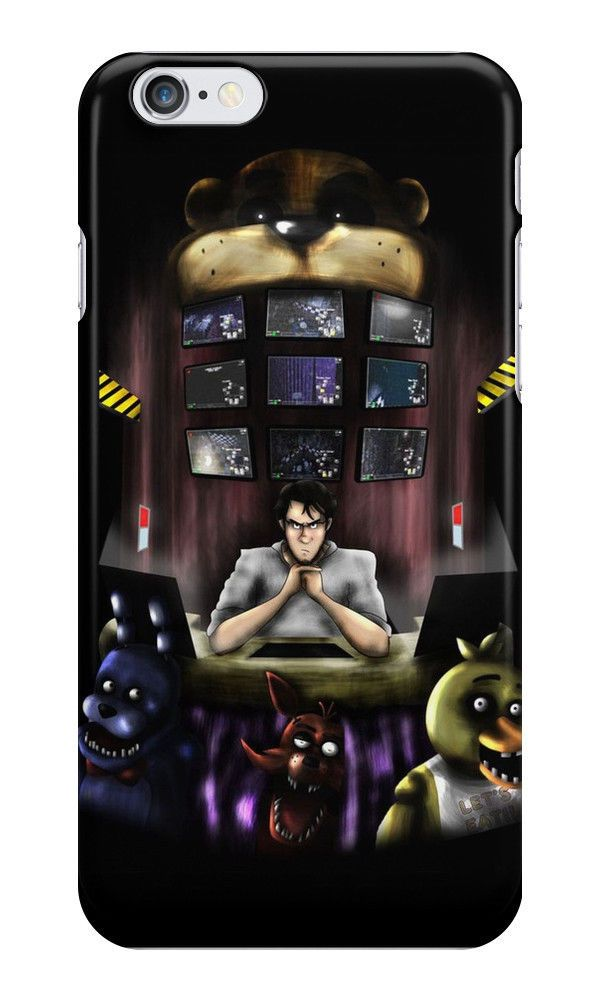 Five Nights At Freddy's 2 For iPhone 6 5s 5 4S 4 Hard Case