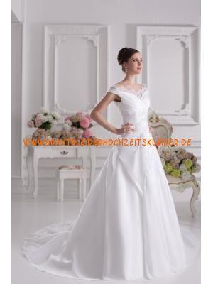 wunderschöne günstige brautkleider 2013 aus satin mit spit  inexpensive wedding dresses