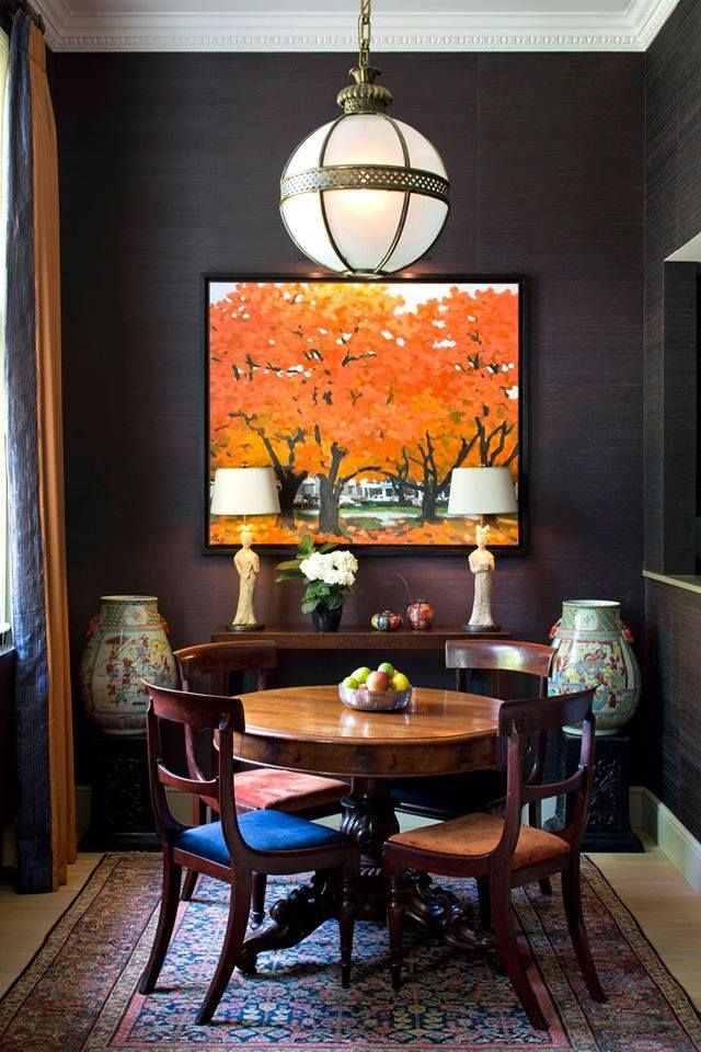 Masculine Chinoiserie Chinoiserie Chic Dining Room Design Contemporary Dining Room Lighting Masculine Dining