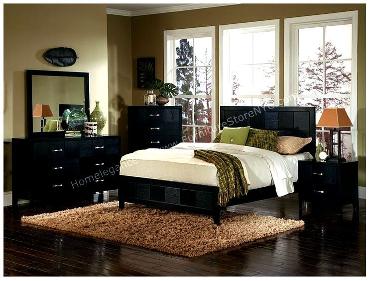 Dormitorio Fancy Negro | Dormitorios - Bedrooms | Pinterest ...