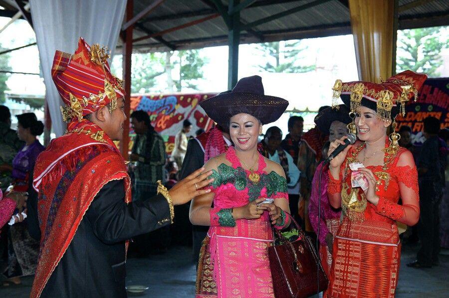 Wedding of Karonese