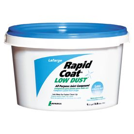 Bathroom Joint Compound lafarge gypsum 8-lbs lightweight drywall joint compound