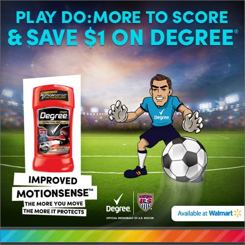 Save 1 On Degree Motionsense Coupon Giveaway Ad Walmart Gift Cards Gift Card Giveaway Giveaway
