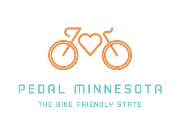 Minnesota presenta una identidad corporativa para fomentar el uso de la bicicleta | Brandemia | Branding, Marcas e Identidad Corporativa.