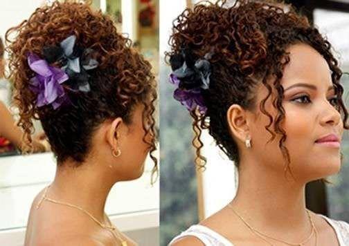 Resultado De Imagem Para Penteado Para Debutante Cabelo