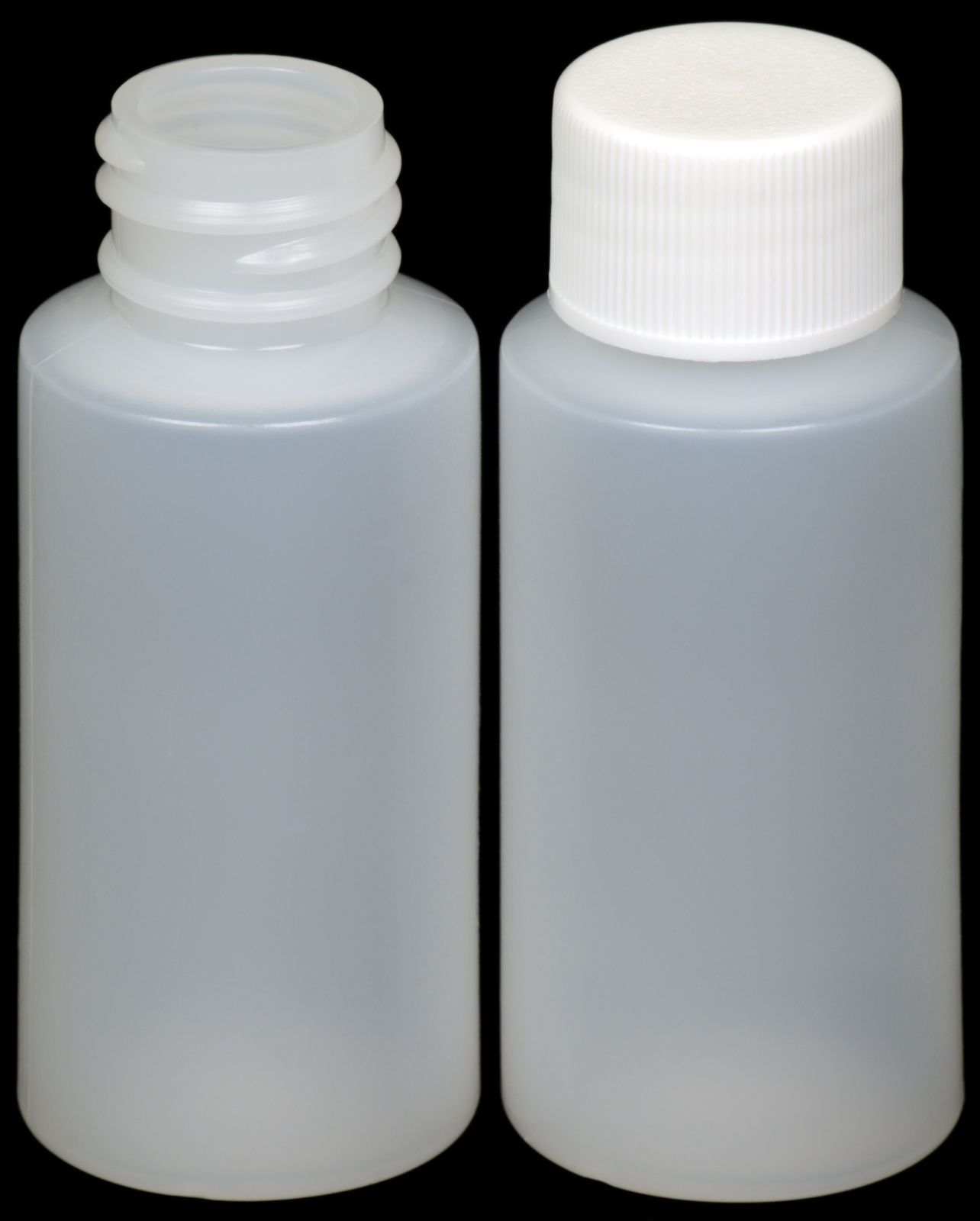 Organization And Storage 146396 Plastic Bottle Hdpe W White Lid 1 Oz 45 Pack New Buy It Now Only 12 59 Plastic Bottles Bottle Empty Plastic Bottles