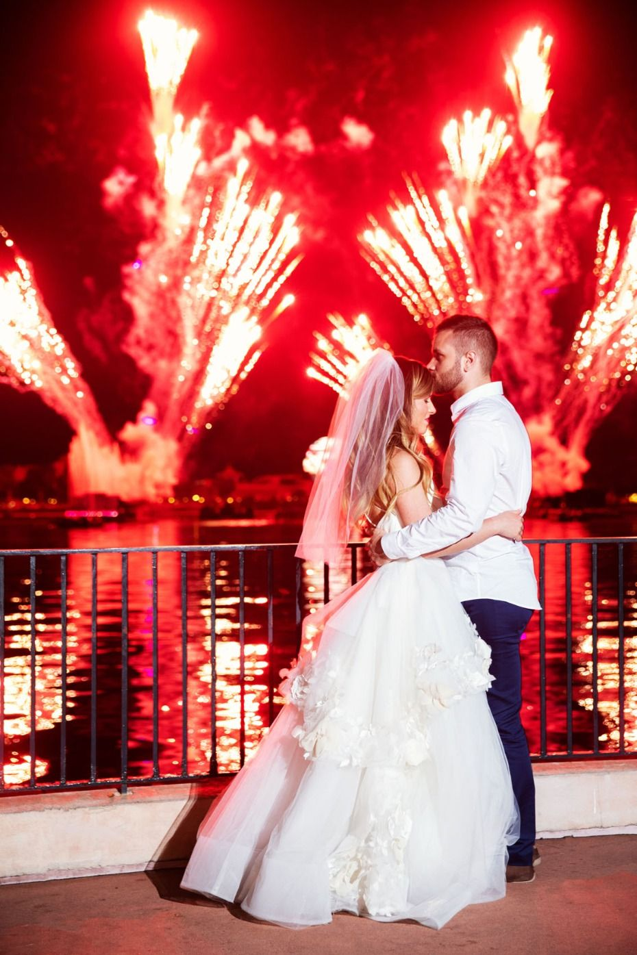 This Is How Much a Disney World Wedding Costs | Everything Wedding ...