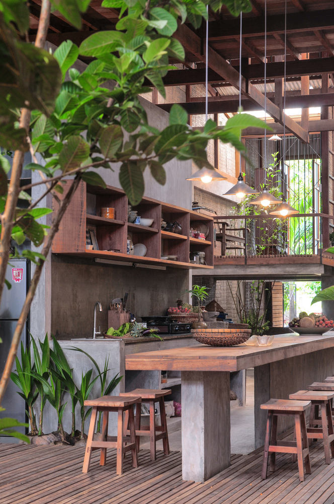 Gallery of House in Chau Doc / NISHIZAWAARCHITECTS