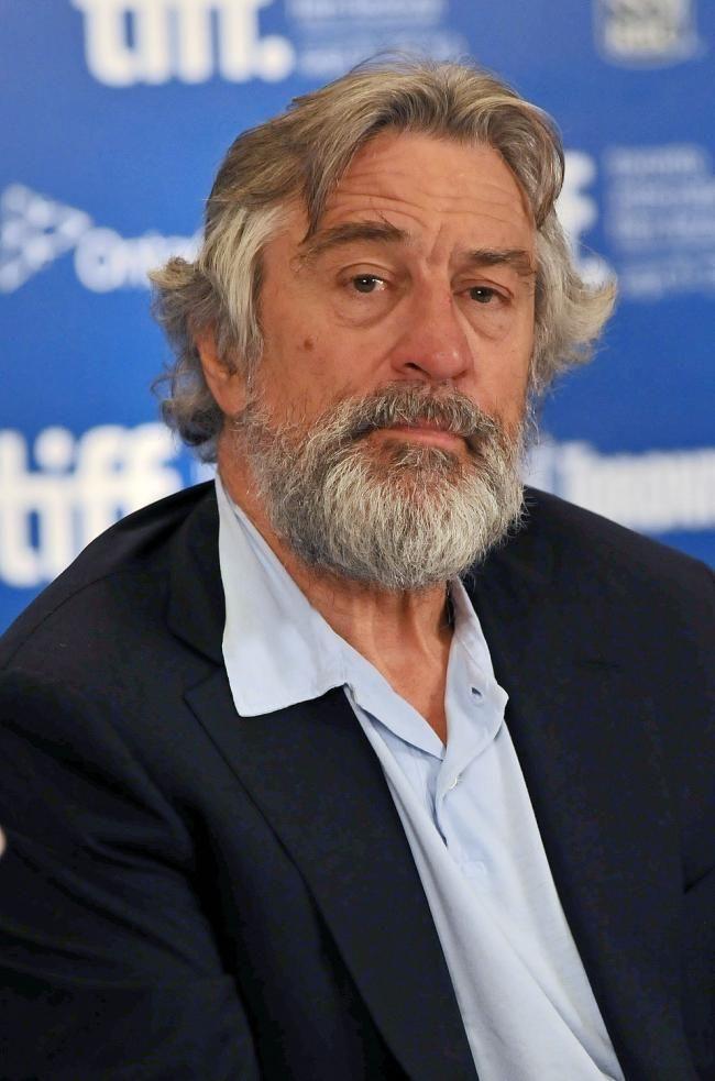 Daily Famous Beards From Beardoholic Com Robert De Niro Beard Long Hair Styles Men Short Hair Styles Easy