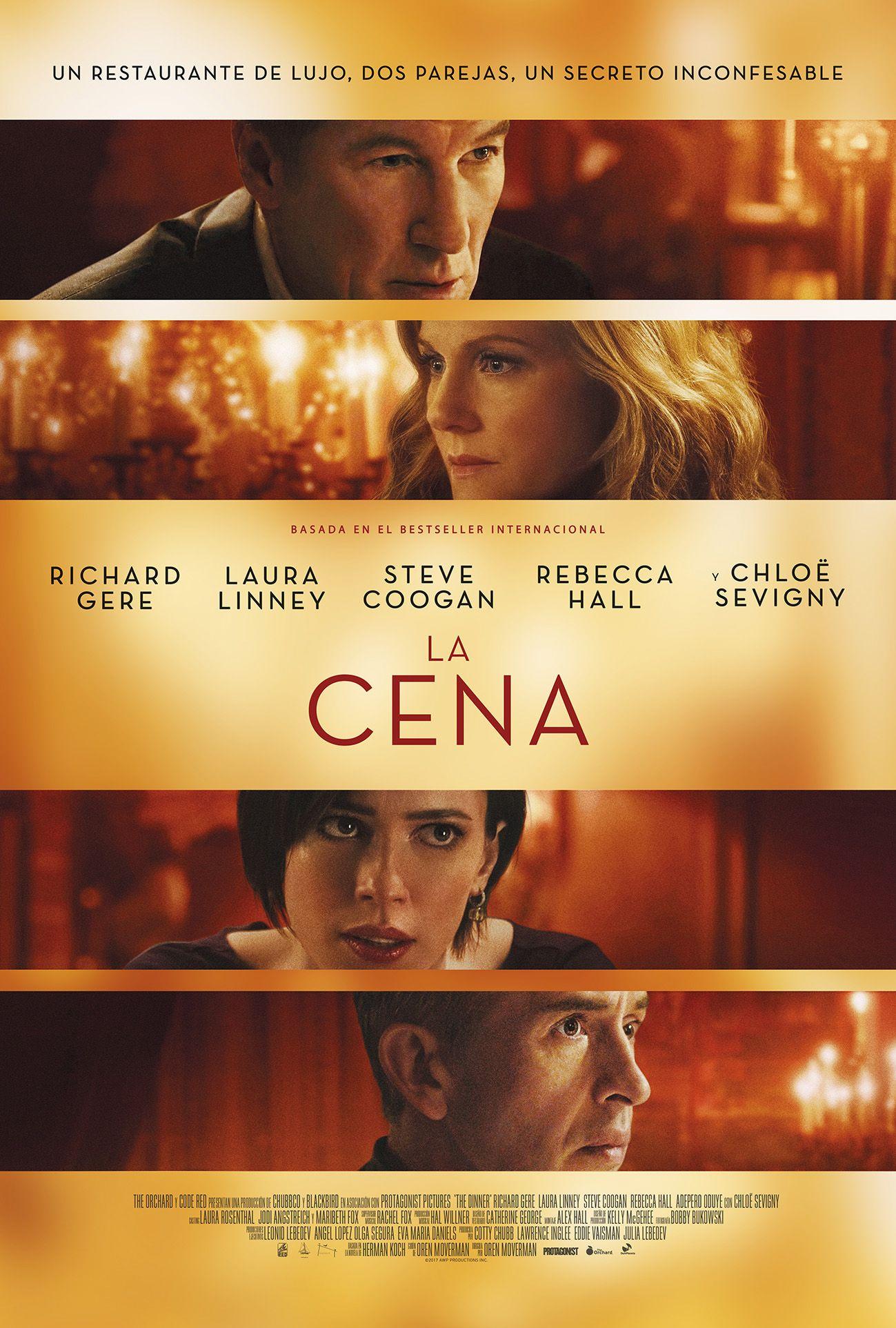 Crítica La Cena De Oren Moverman Y Con Richard Gere Películas Gratis Peliculas De Richard Gere Películas Completas