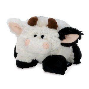 goDog Puppy Tough Ball Cow Style Dog Toy with Chew Guard (Misc.) http://www.amazon.com/dp/B002MWUA2M/?tag=mnnean-20 B002MWUA2M