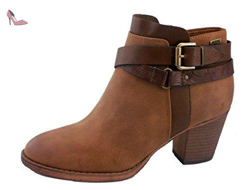 94600 Serraje Negro, Chaussures Femme, Noir (Serraje Negro), 36 EUMtng