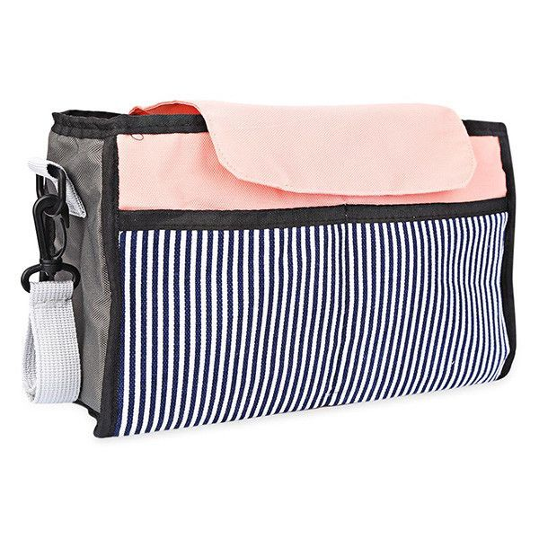 Baby Stroller Bag Stroller Organizer Mummy Bags Baby Stroller Accessories Buggy Carriage Pram Cart Storage Bags Nappy Diaper Bag
