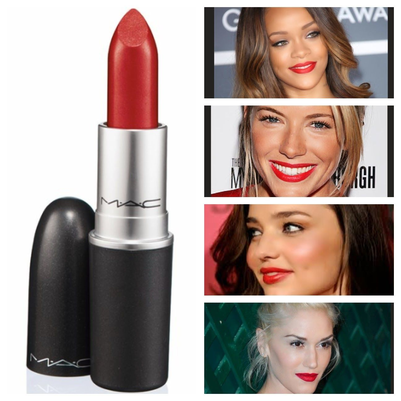 Stylekt11: Beauty: The Power Of A Red Lip!
