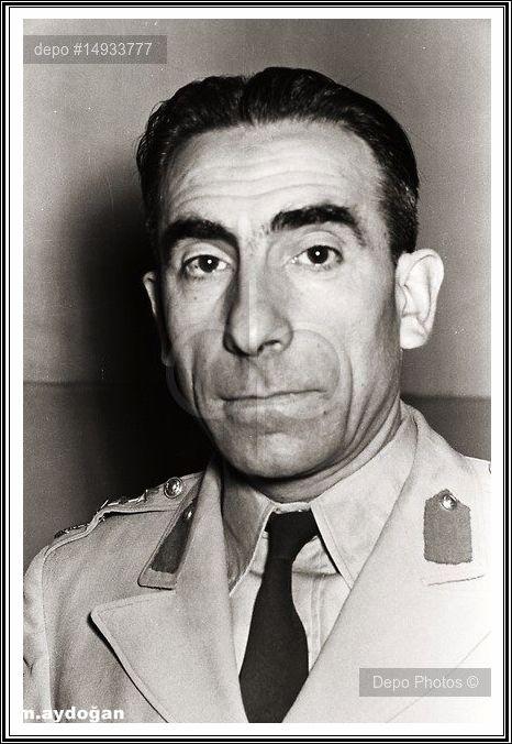 Image result for IMAGES OF Col. Alparslan Türkeş,