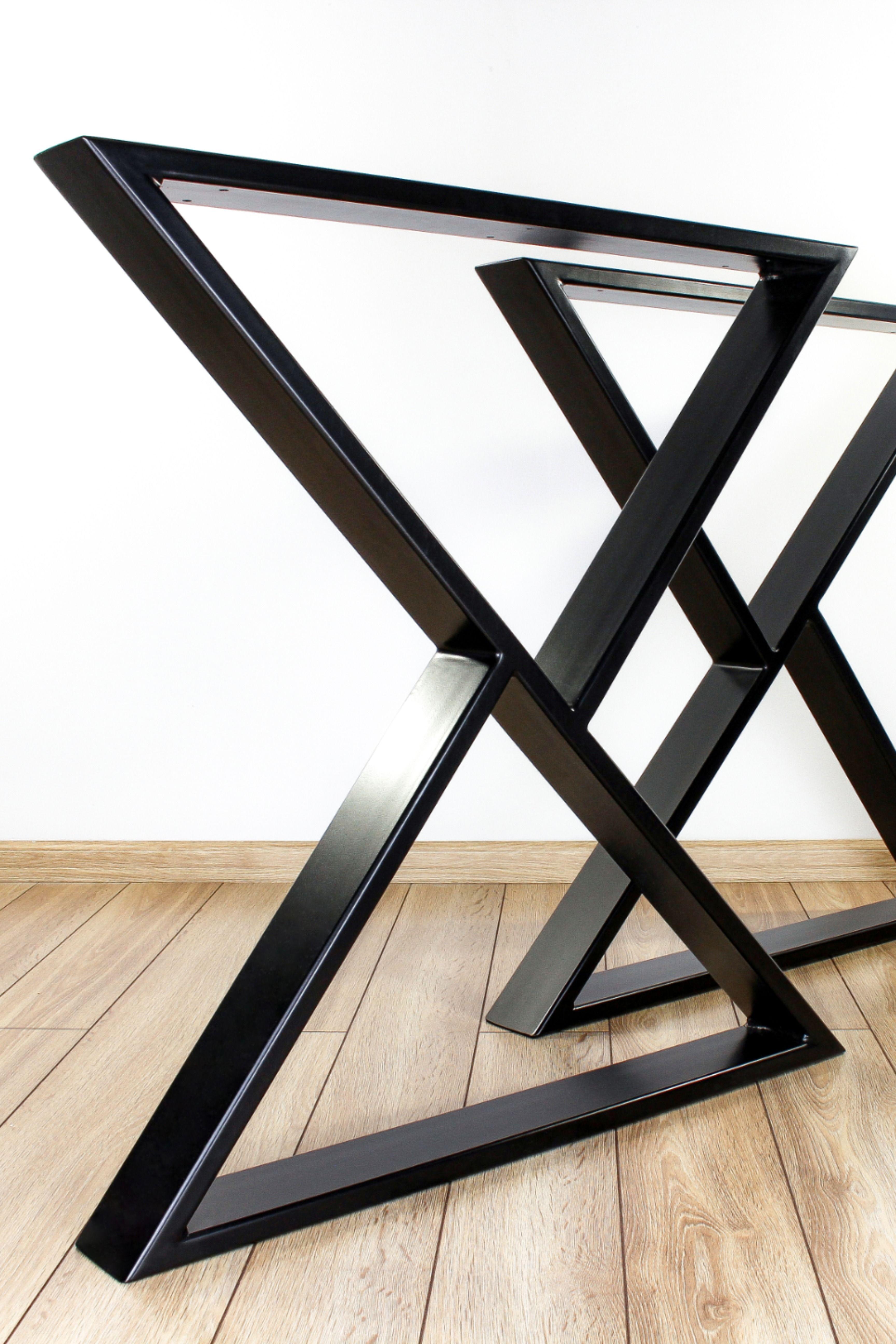 Z Shape Metal Table Legs Iron Table Legs Industrial Style Table Legs Modern Table Legs Z Legs Steel Table Legs Metal Table Modern Table Legs [ 5184 x 3456 Pixel ]