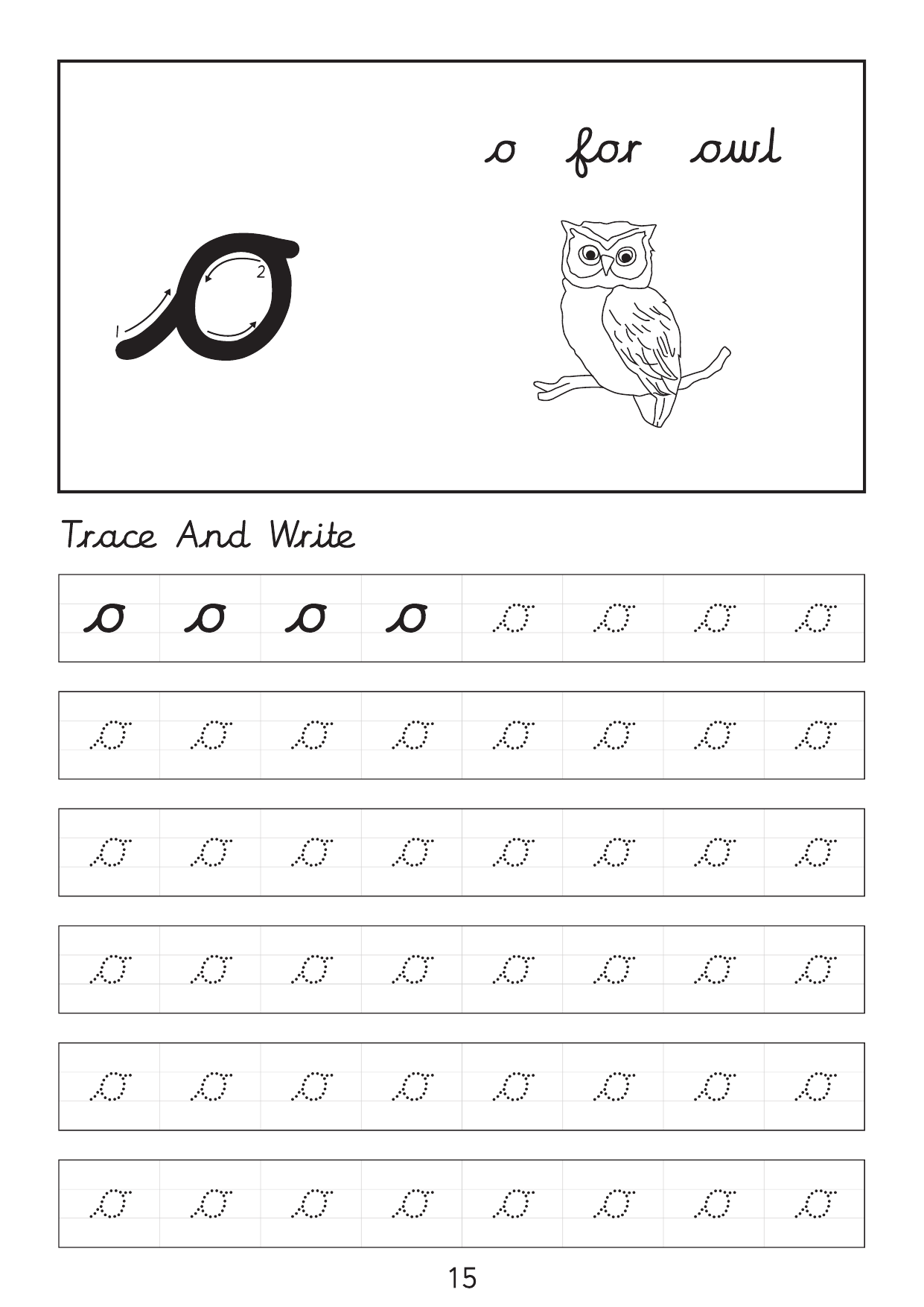 Set Of Cursive Small Letters A To Z Dot To Dot Worksheets