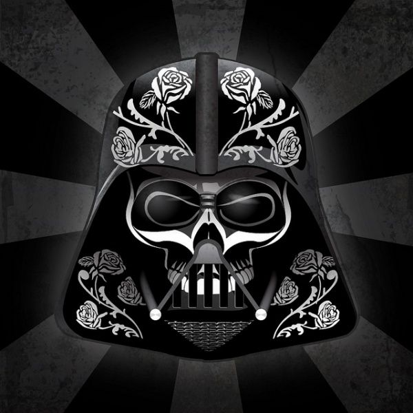 Star Wars Meets Day of the Dead – Art by Captain Magnificent