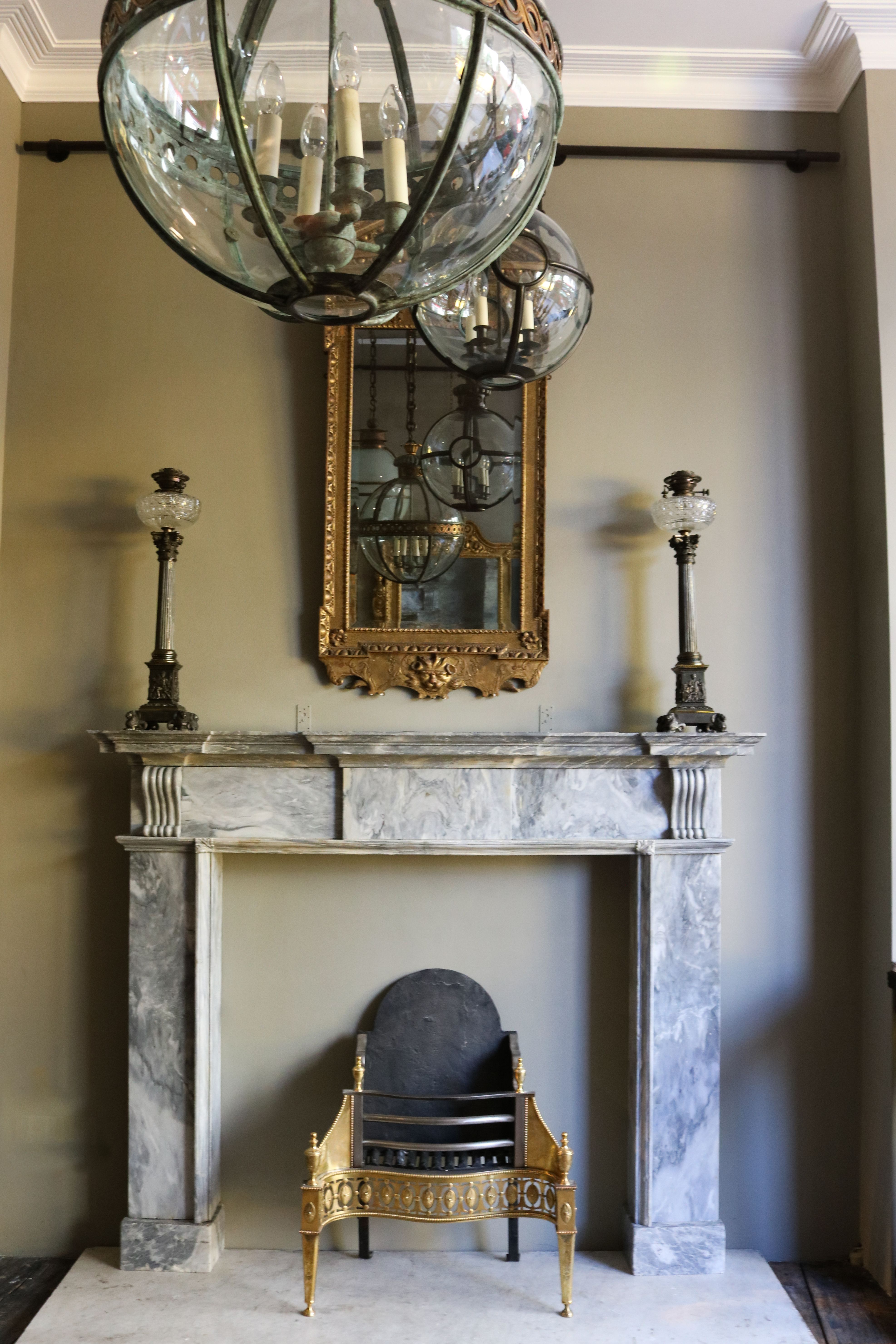 Where #antiques meet #reproduction. An antique Palladian ...
