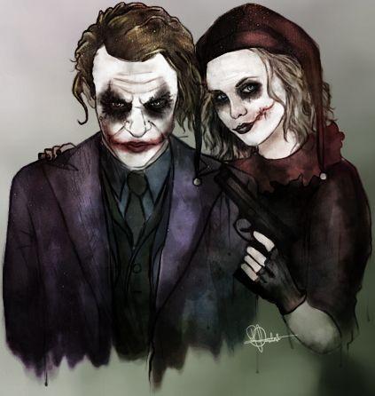 Aw The Joker And Harle Guason Y Su Novia Imagenes Novios Imagenes Del Guason
