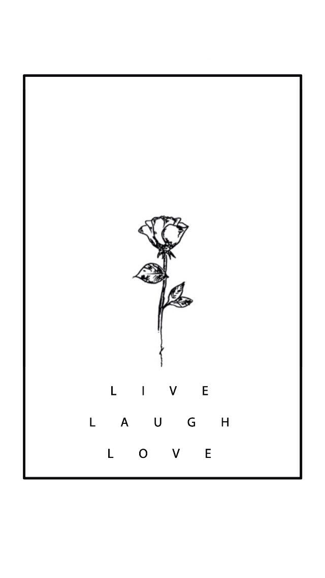 Live Emotionally Laugh Out Loud Love Enthusiaticaly Hipster Wallpaper Black Wallpapers Tumblr Tumblr Iphone Wallpaper