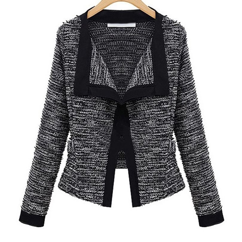 Online Get Cheap Sweater Blazer Women -Aliexpress.com | Alibaba ...