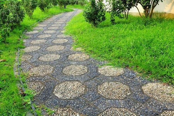 it s mind blowing look at these top 10 smart ideas all on magnificent garden walkways ideas for unique outdoor setting id=97115