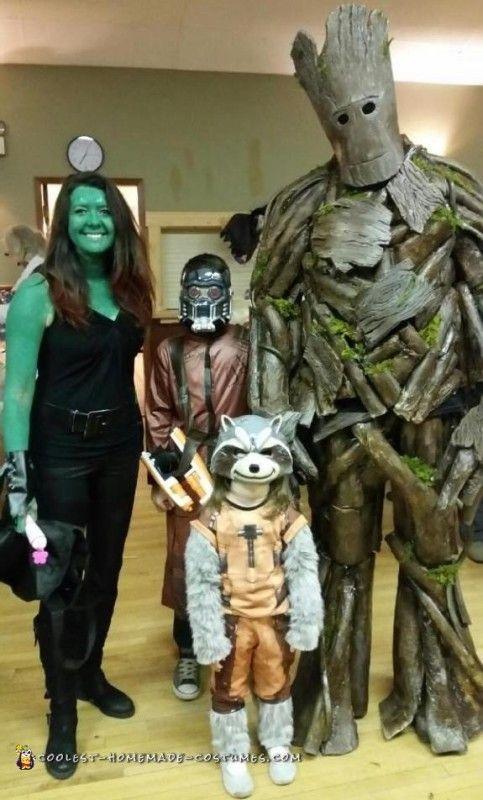 alien Kick homemade ass costumes