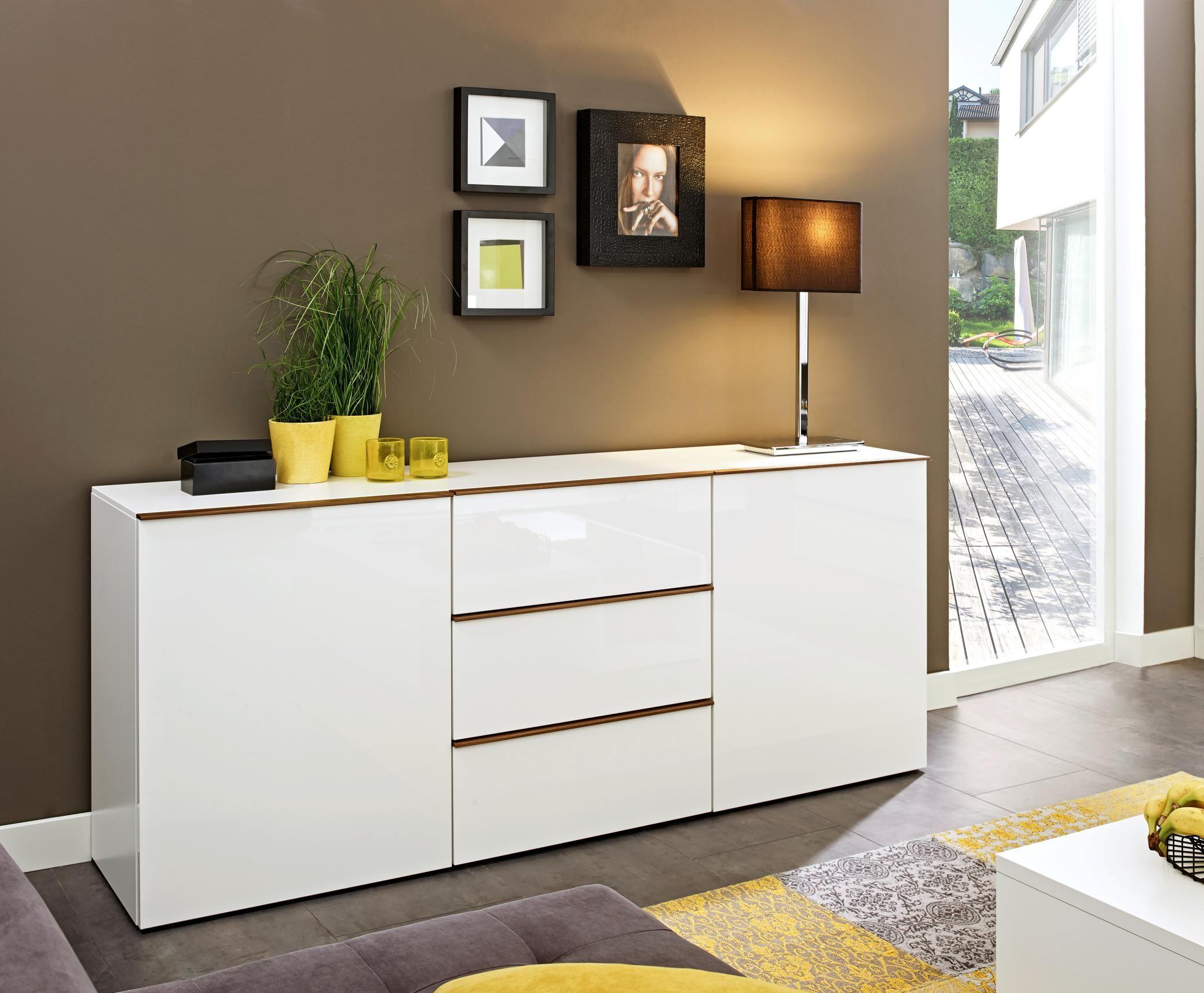 Sideboard In Weiss Von Dieter Knoll Furniture Home Decor Home