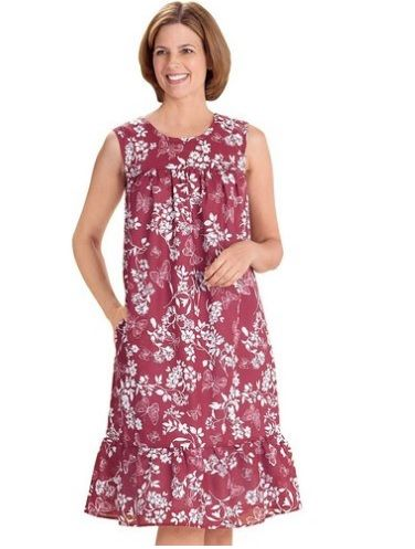 Plus Size House Dresses for Women Over 50 | over 50 years old ...