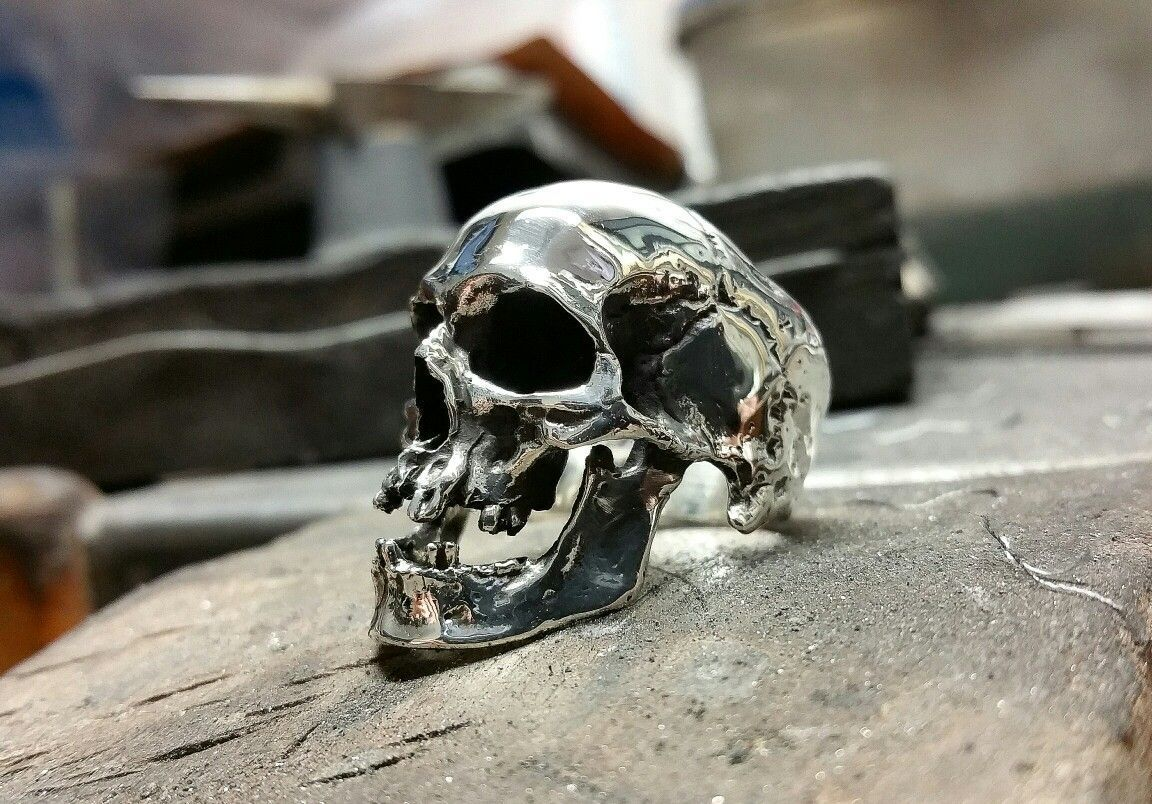The Different Reasons Why People Wear Skull Jewelry