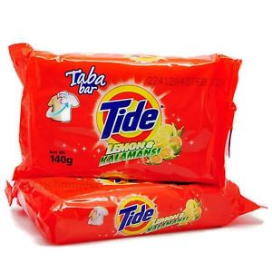 Tide Laundry Bar Soap Detergent Spot Cleaner Hand Washer Stain