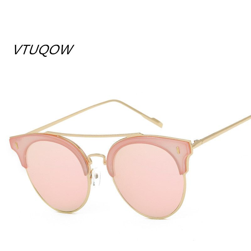 >> Click to Buy << Newest Cat Eye Classic Brand 2017 High Quality Sunglasses Women Vintage Hot Selling Sun Glasses Summer Style Rose Oculos UV400 #Affiliate