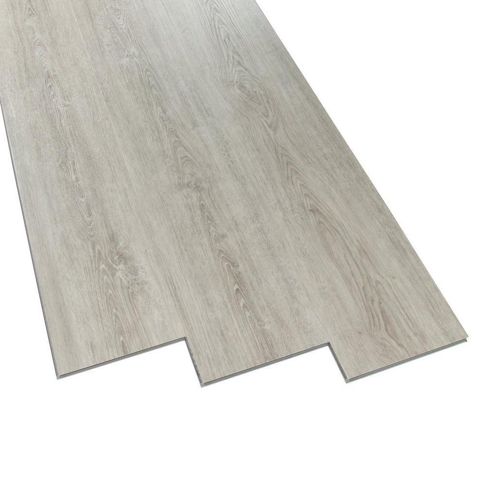 Light Gray Oak Xl Luxury Vinyl Plank