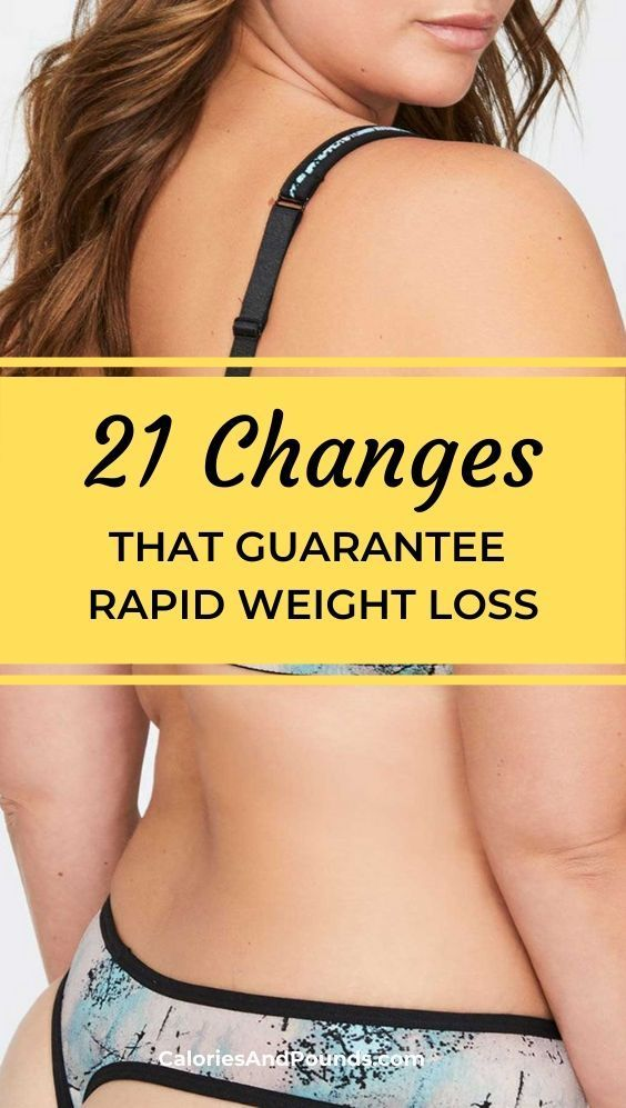 21 hard and fast rules to lose weight quickly | healthy weight loss for women | weight loss for begi...