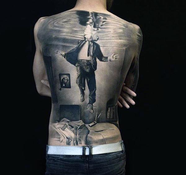 gewichtsverlies tattoo