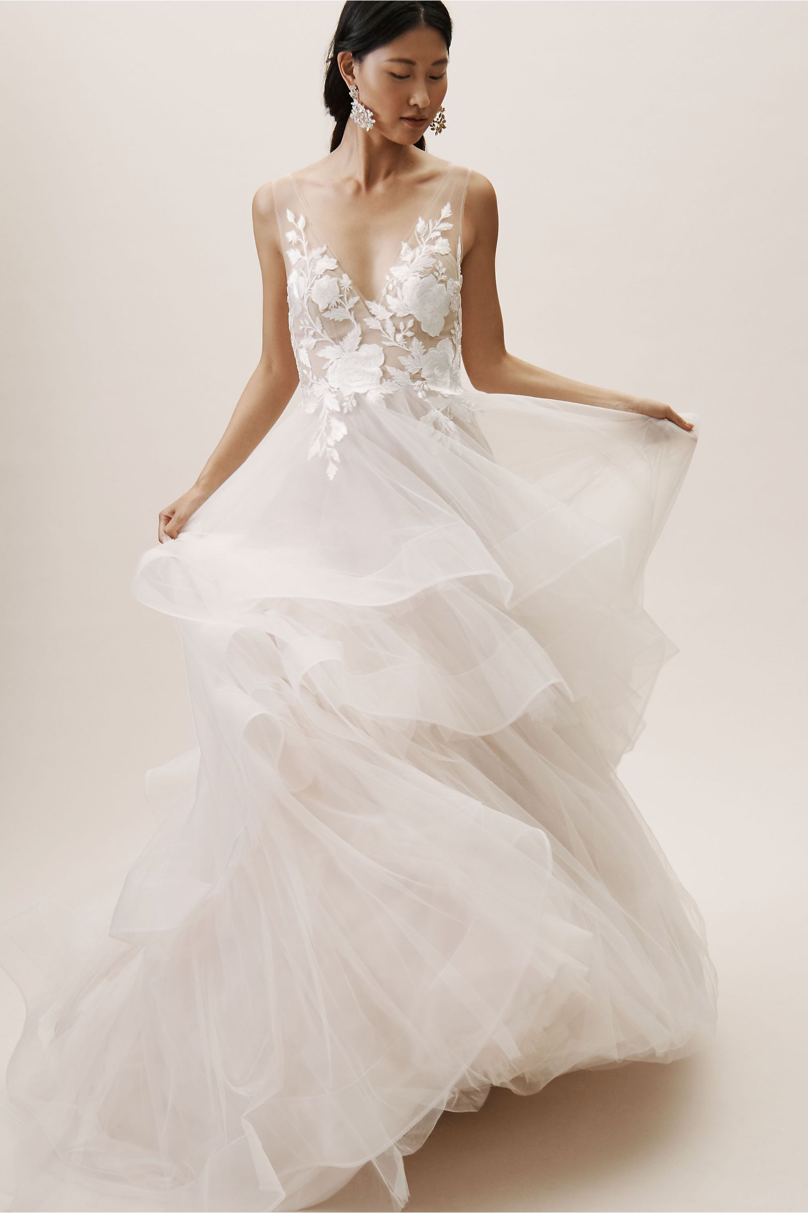 BHLDN s Wtoo by Watters Valera Gown in Moscato 975a27938eef