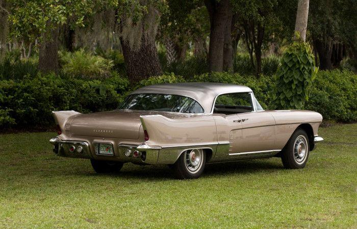 1957 CADILLAC ELDORADO BROUGHAM - Vintage Motors of Sarasota Inc.