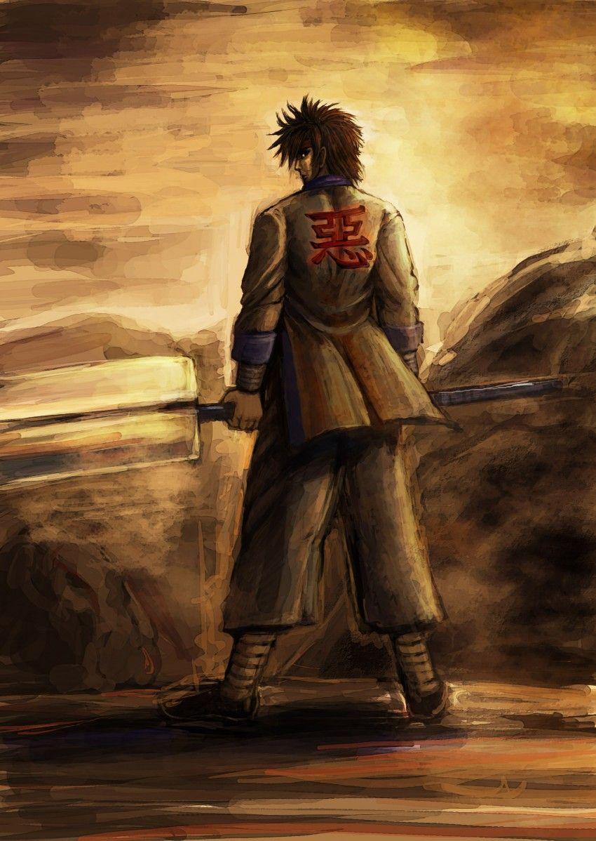 Sagara Sanosuke,Zanza - Rurouni Kenshin,Anime (With images ...