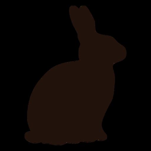 Rabbit Animal Sitting Silhouette Ad Animal Sitting Silhouette Rabbit Silhouette Silhouette Png Graphic Image