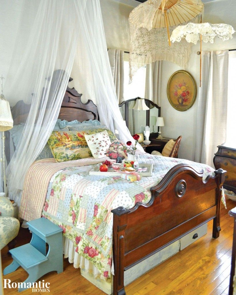 Romantic Cottage Bedroom Decorating Ideas: Ready For Romance – Romantic Bedroom Tour