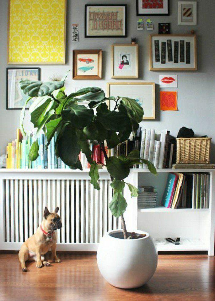 Voyez les meilleurs design de cache radiateur en photos! Salons