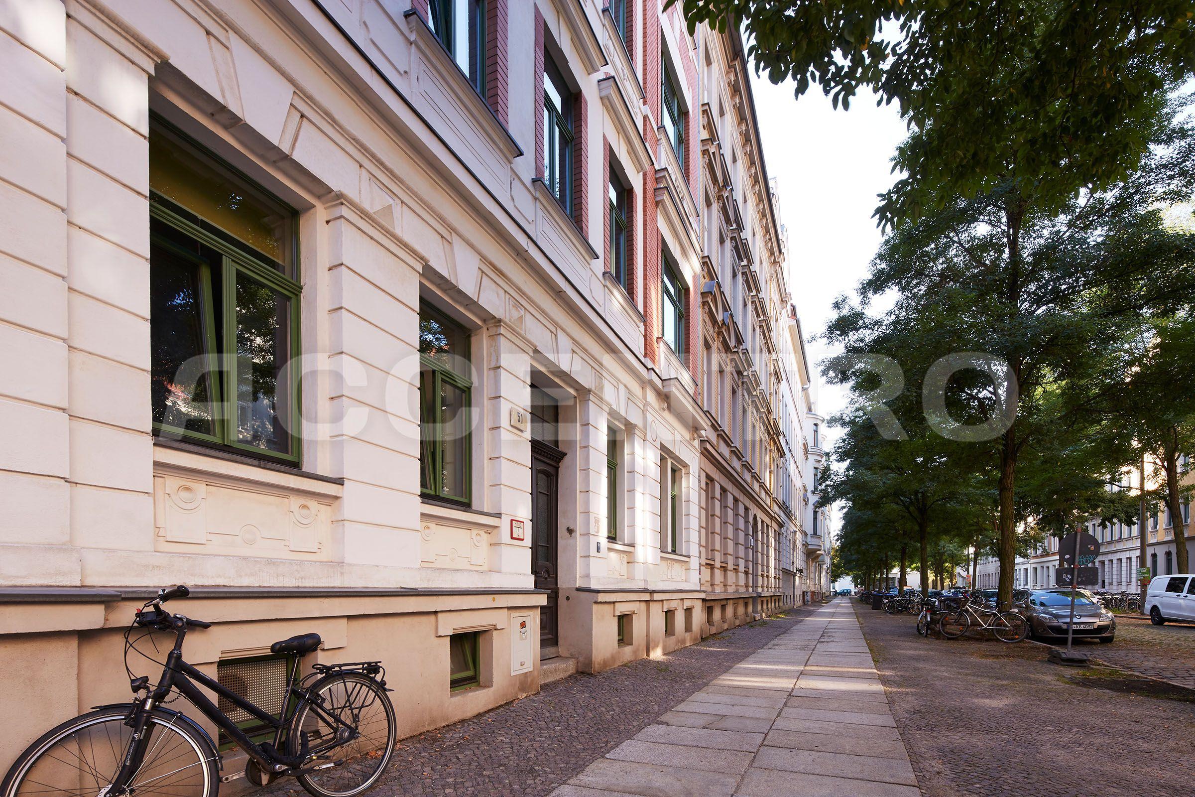 Eigentumswohnungen in Leipzig Schleußig, Brockhausstraße