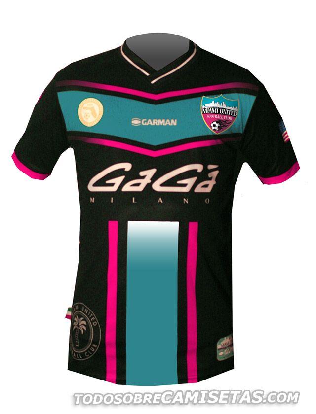 Miami United Garman 2015 Kits - Todo Sobre Camisetas  6416b970a10ba