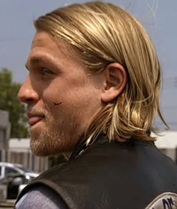 Jax Teller Sons Of Anarchy Charlie Hunnam Long Hair Styles Men Sons Of Anarchy